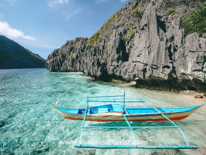 How to get to El Nido Palawan Island Philippines travel